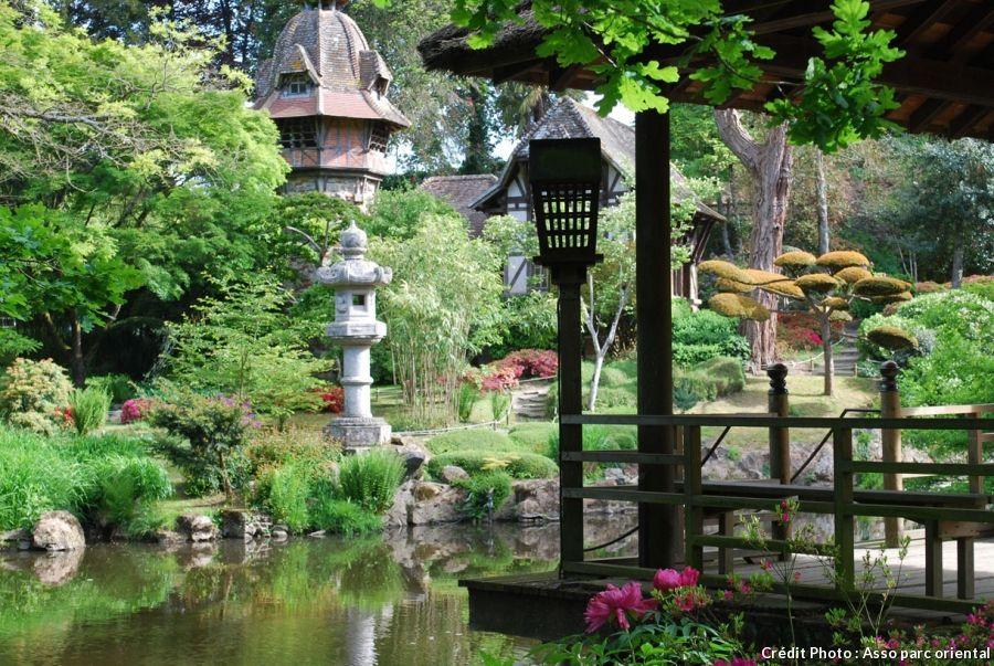 10 Jardins Japonais A Visiter En France Jardin Japonais Jardins