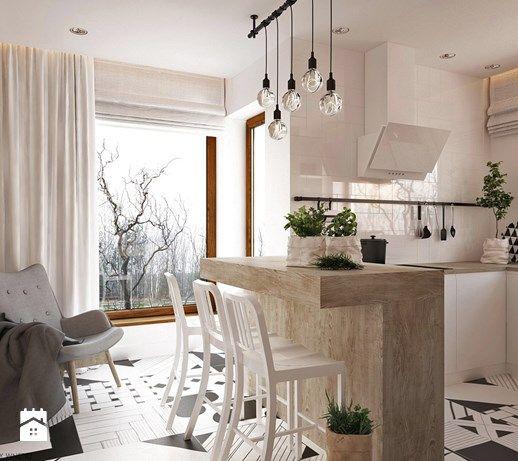 Kuchnia Styl Skandynawski Home Home Decor Home Office Decor