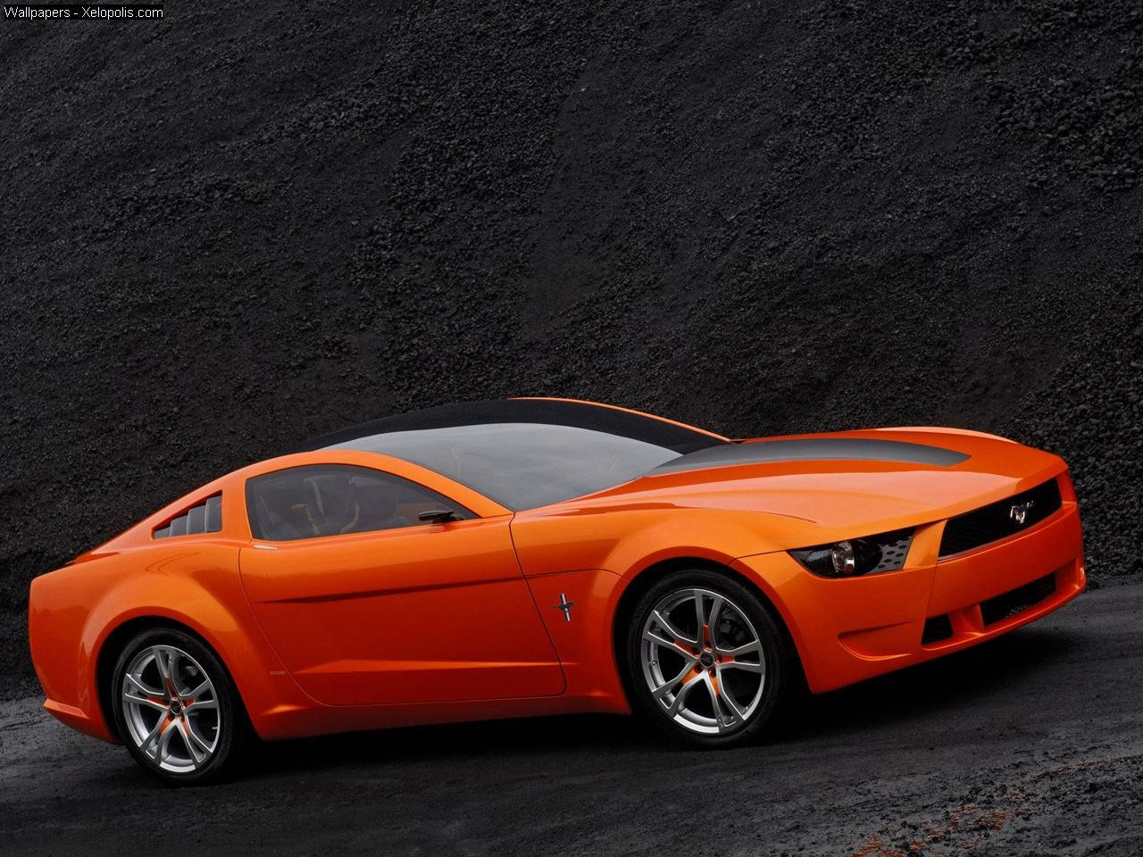 Fotos Y Ficha Tecnica Ford Mustang 2014 Ford Mustang 2006 Ford Mustang Gt