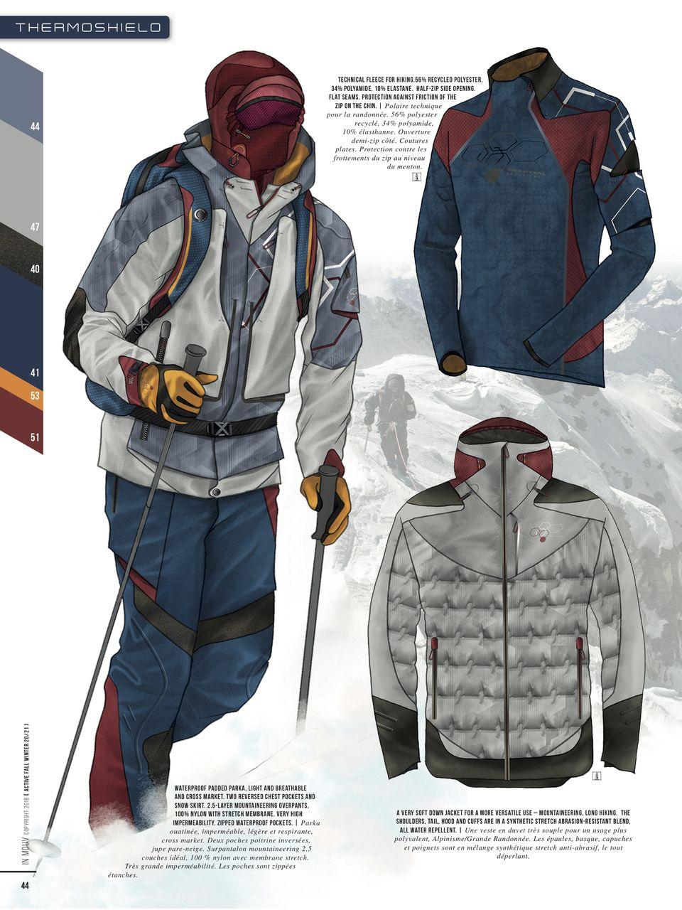 2020 Winter Olympics Apparel.Inmouv Active Sport Fashion A W 2020 21 Trend Forecast