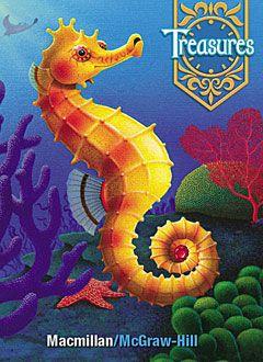 Treasures Book 1 Macmillan McGraw Hill Games etc  I