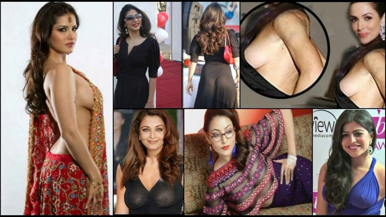 Embarrassing Bollywood Nip Slip Moments Of Famous Actresses