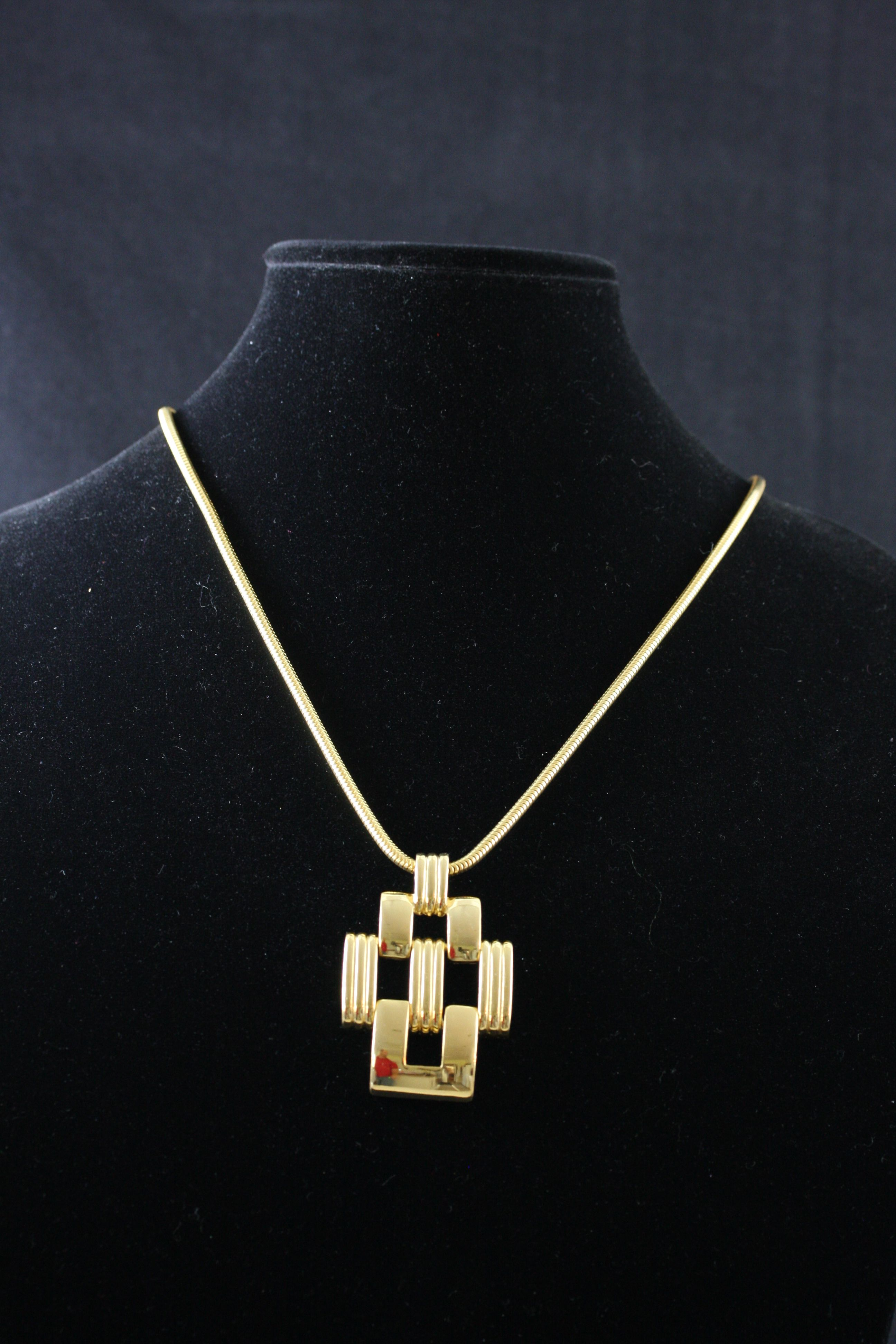 mountain of buckskin image necklace beyond new product boutique