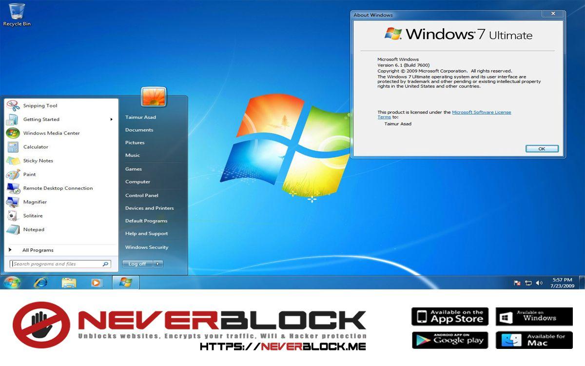 Cara Menggunakan Vpn Di Windows 7