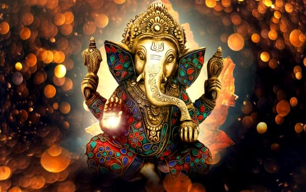 Most Beautiful Ganesh Hd Wallpaper For Desktop And Phone In
