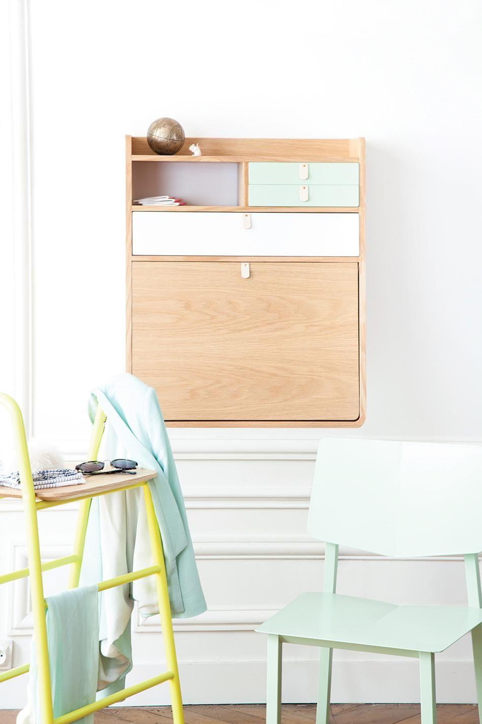 am nager un bureau chez soi toute petite chambre. Black Bedroom Furniture Sets. Home Design Ideas