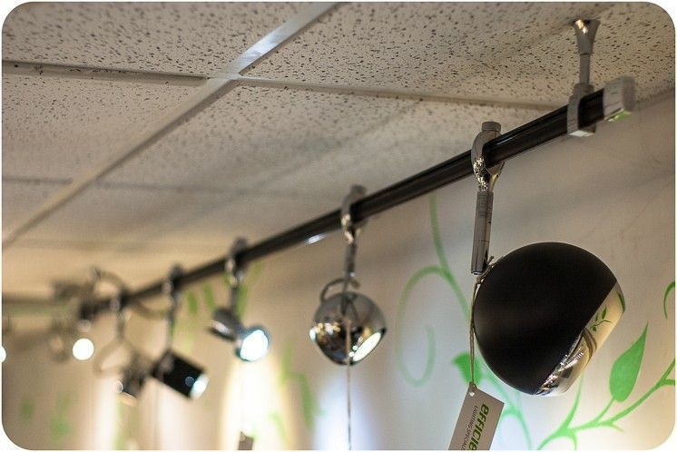 LIGHT EYE SPOT for EASYTEC II, ES111, SLV 185580, EASYTEC II Track System - Efficient Light - Lighting Showroom in Plymouth #VitreousFloatersTreatment
