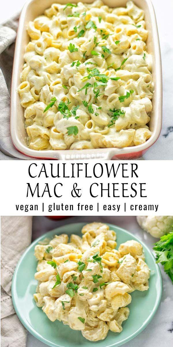 Cauliflower Mac Cheese Recipe Vegan Crockpot Recipes Cauliflower Mac Cheese Vegan Cauliflower