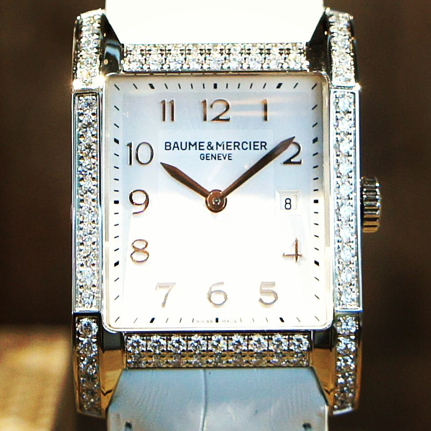 Who wouldn't love to be decked out in #diamonds ? The #Hampton 10025 has stolen our hearts this #ValentinesDay.