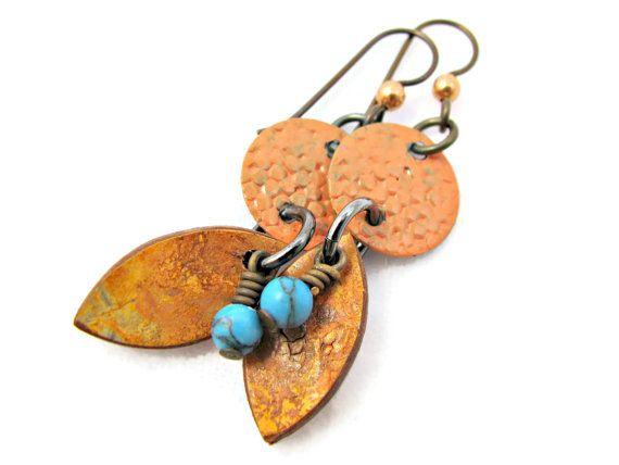 Best Boho Hippie Dangle Earrings By Janet Wilson Of 400 x 300