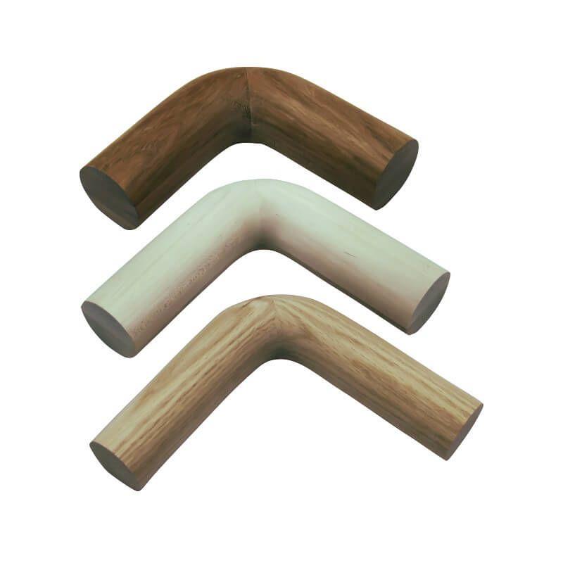 Best Round Handrail 2″ Rh2 Wood Handrail Wood Stairs Stairs 400 x 300