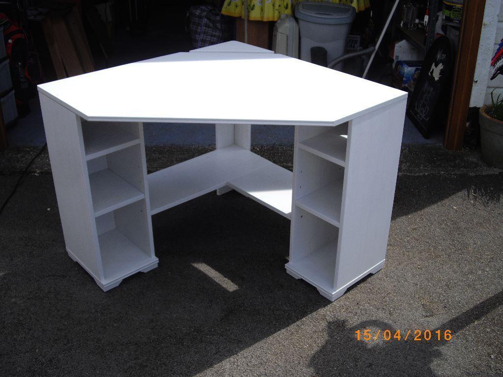 IKEA BRUSALI CORNER DESK Bureau angle, Bureau