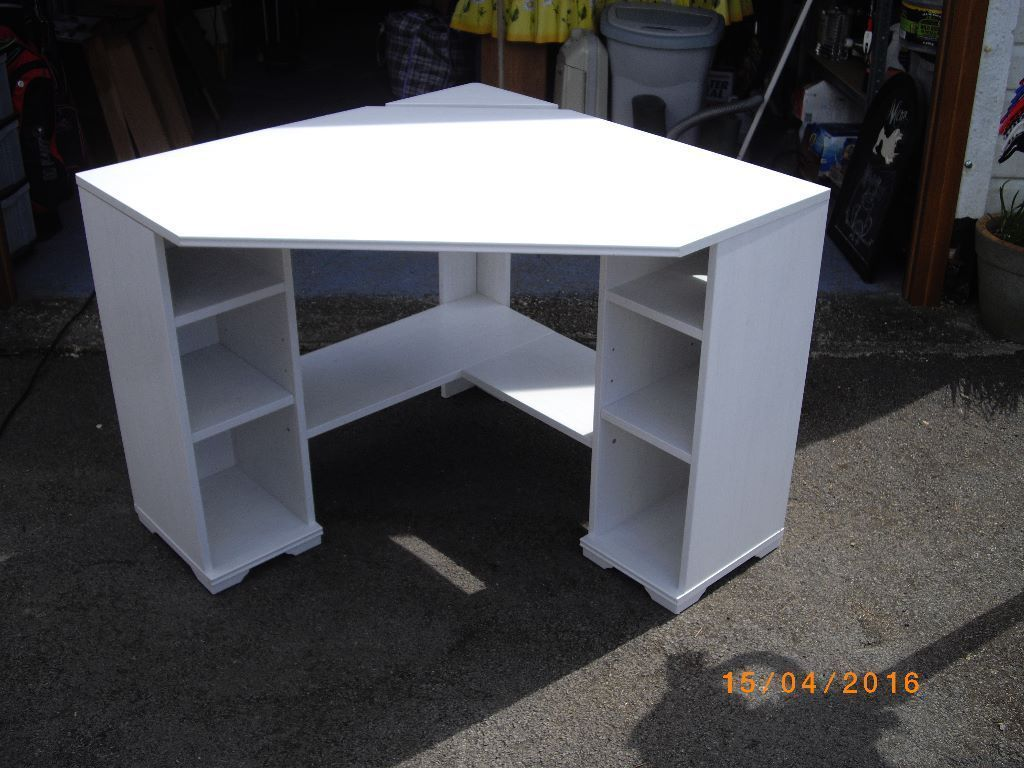 Ikea brusali corner desk computer desk in 2019 ikea brusali