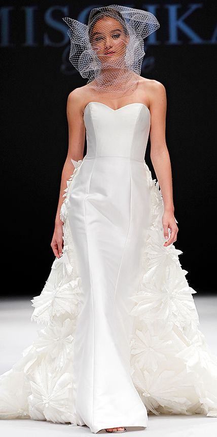Badgley Mischka Bridal #InStyle
