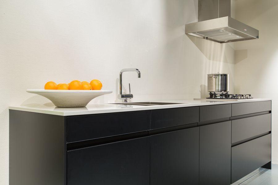 Mat Zwarte Keuken : Mat zwarte keuken google zoeken keuken modern