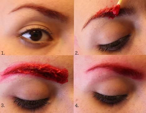Keep my eyebrows matching my hair :) | Beauty | Pinterest | Dying ...