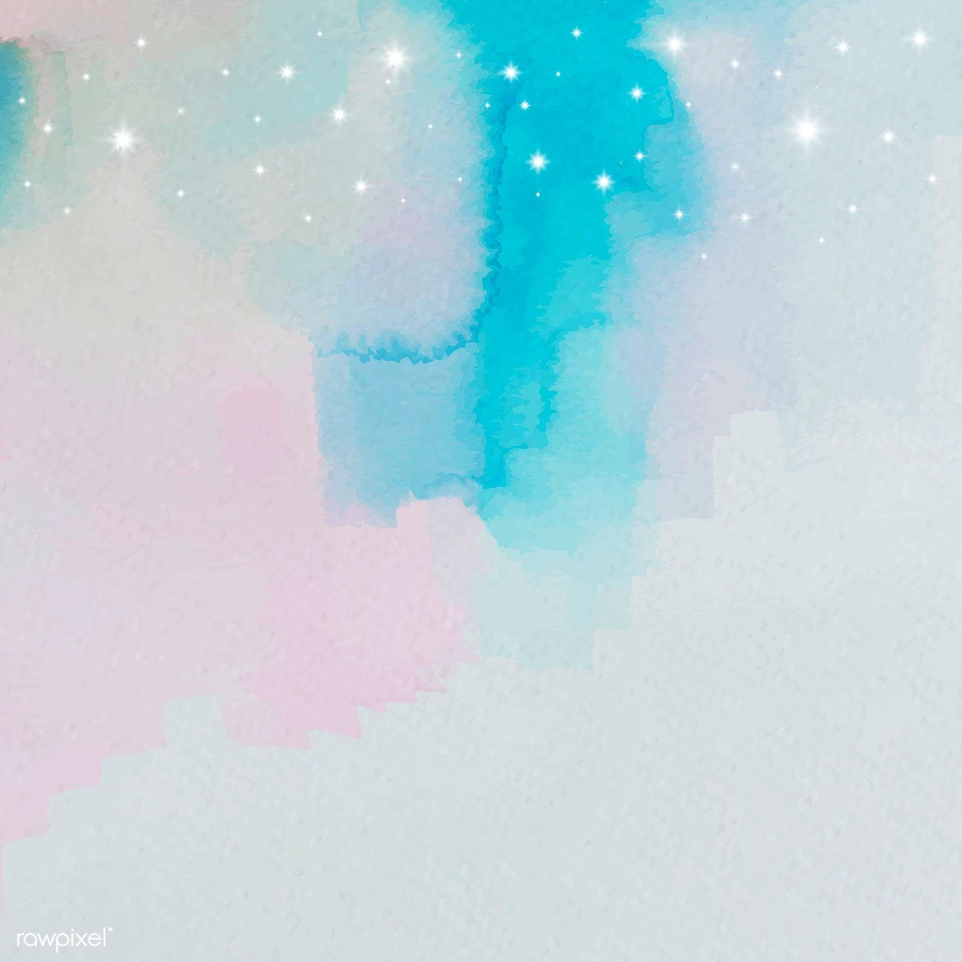 Download Premium Vector Of Blue And Pink Watercolor Gradient