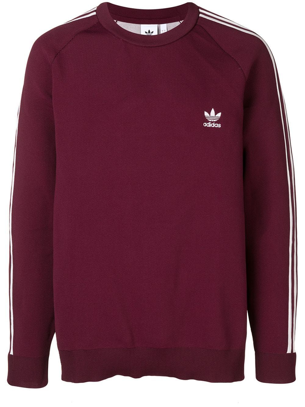 37eaa7da2 ADIDAS ORIGINALS ADIDAS DH5753KNITCREWMAROON - RED.  adidasoriginals  cloth