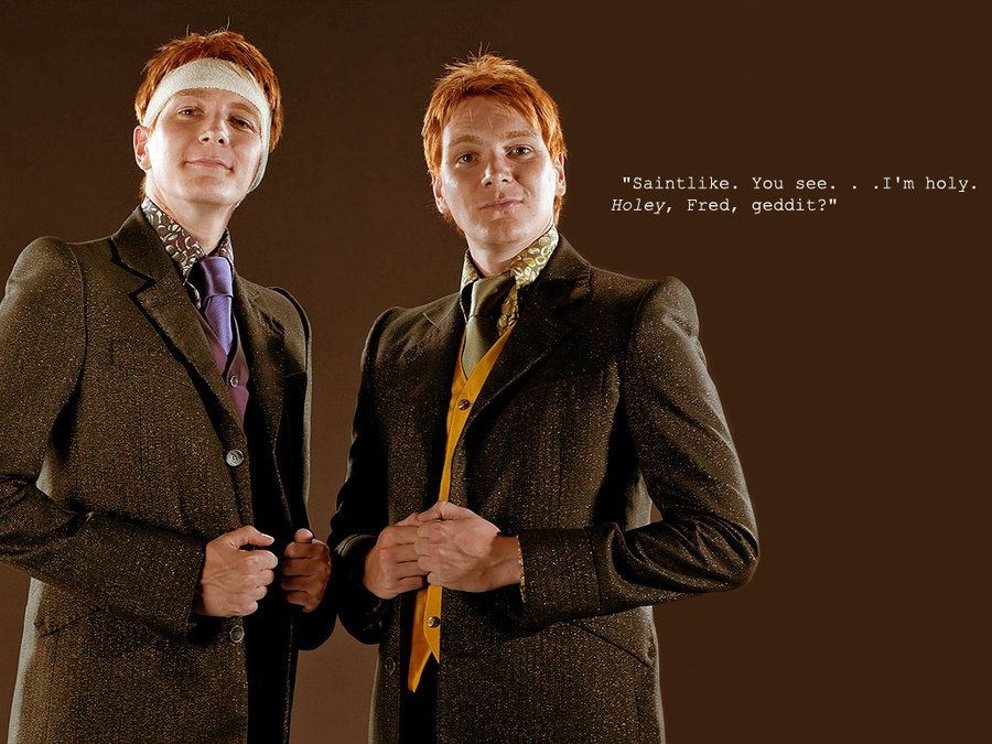 Harry Potter Photo Fred And George Weasley Fred And George Weasley George Weasley Weasley Twins