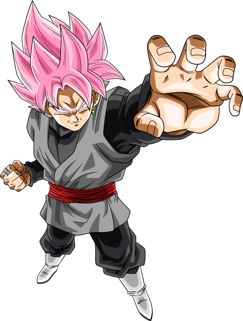 Super Saiyan Rose Goku Black By Rayzorblade189 On Deviantart Goku Preto Anime Luta Anime