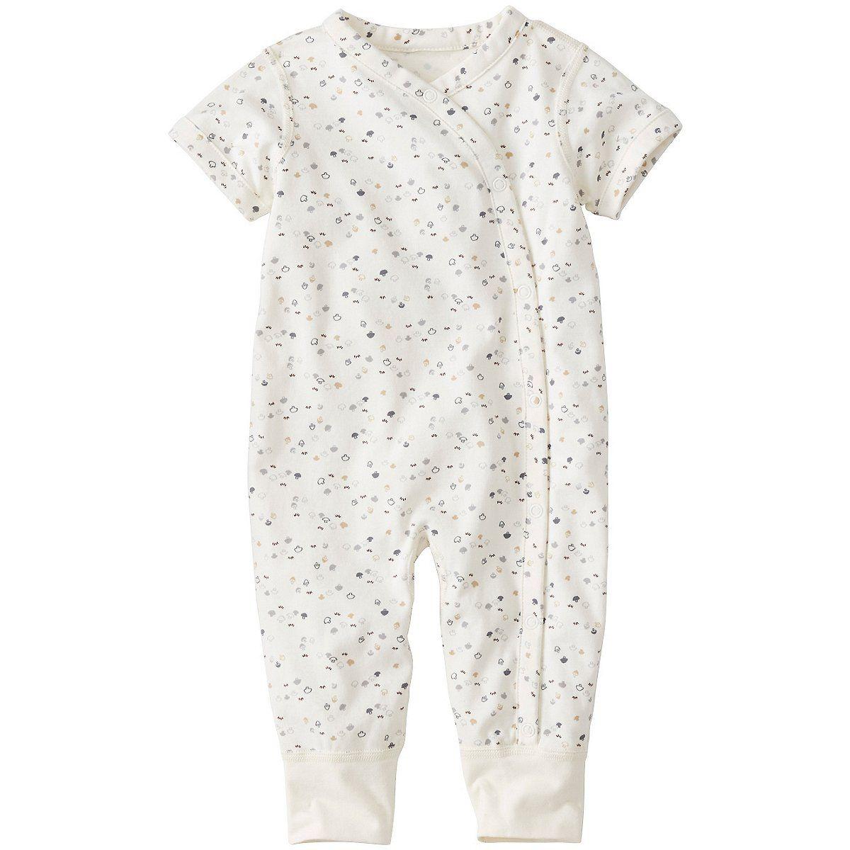 f8b74454a15 Snuggle Romper In Organic Pima Cotton by Hanna Andersson