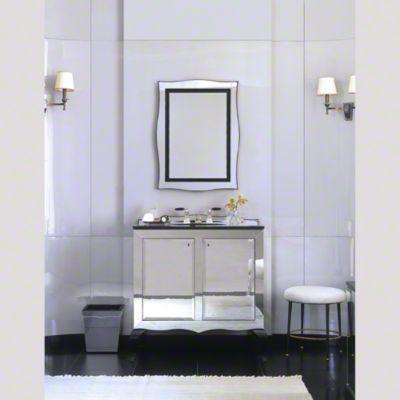 Master Bath   Kallista Glamour Collection by Barbara Barry ...
