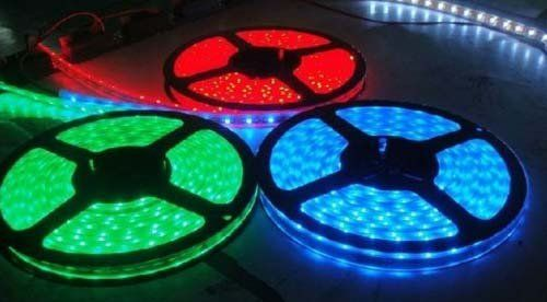 Zitrades 16.4 Ft Waterproof 150leds,RGB Color Changing Kit with LED Flexible Strip+44key Controller+IR Remote box By Zitrades by Zitrades. $25.98. Product Features      Full RGB Kit include: 5050SMD 16.4ft RGB Waterproof Strip+44key controller     Strip is flexible and can be bent at any angle     Solid-state, high shock / vibration-resistant     Total length: 5 meters. PCB Thickness: 0.2cm. PCB width: 1.0cm     High quality 3m Tape on the back of LED strip.    Product Des...