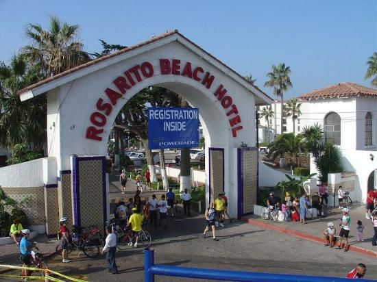 Rosarito Beach Hotel Picture Of