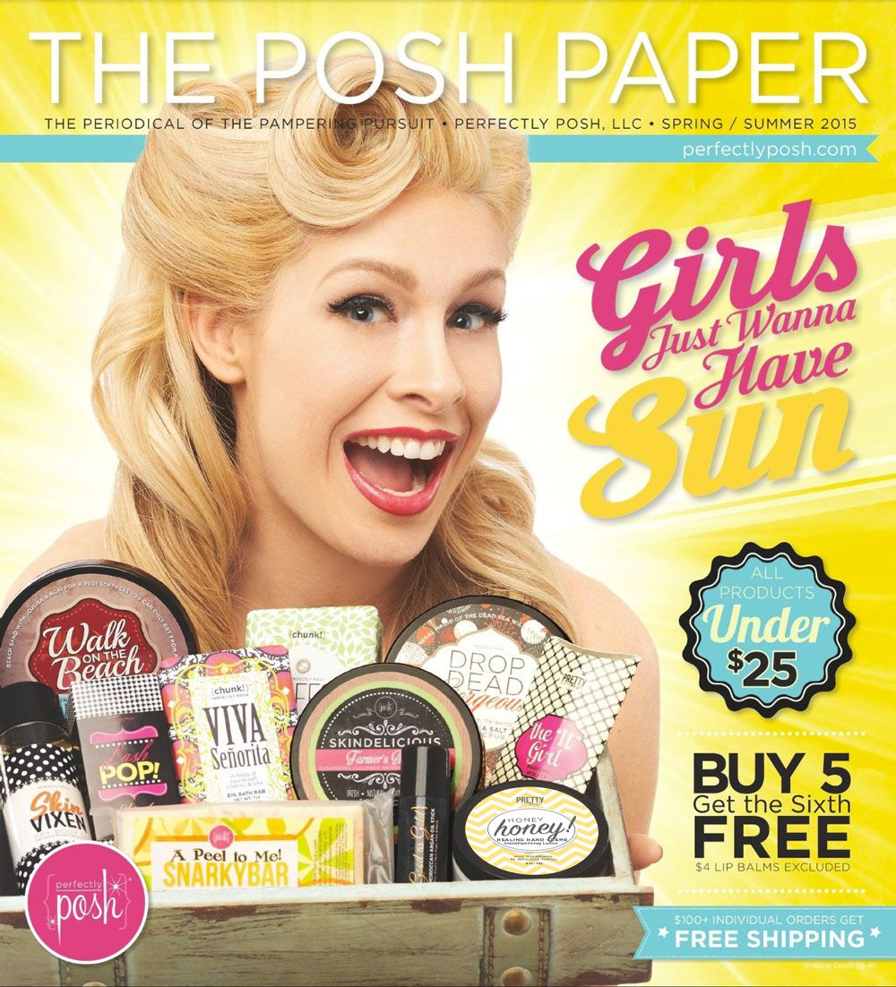 Perfectly Posh - maybe check them out?