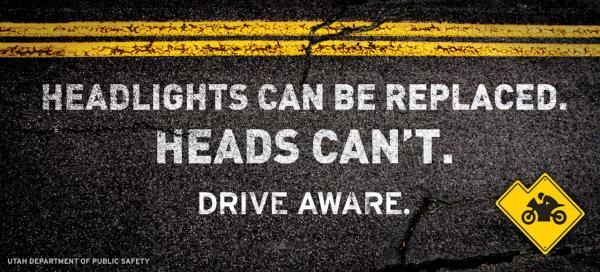 Share The Road And Drive Aware Your Actions Affect More