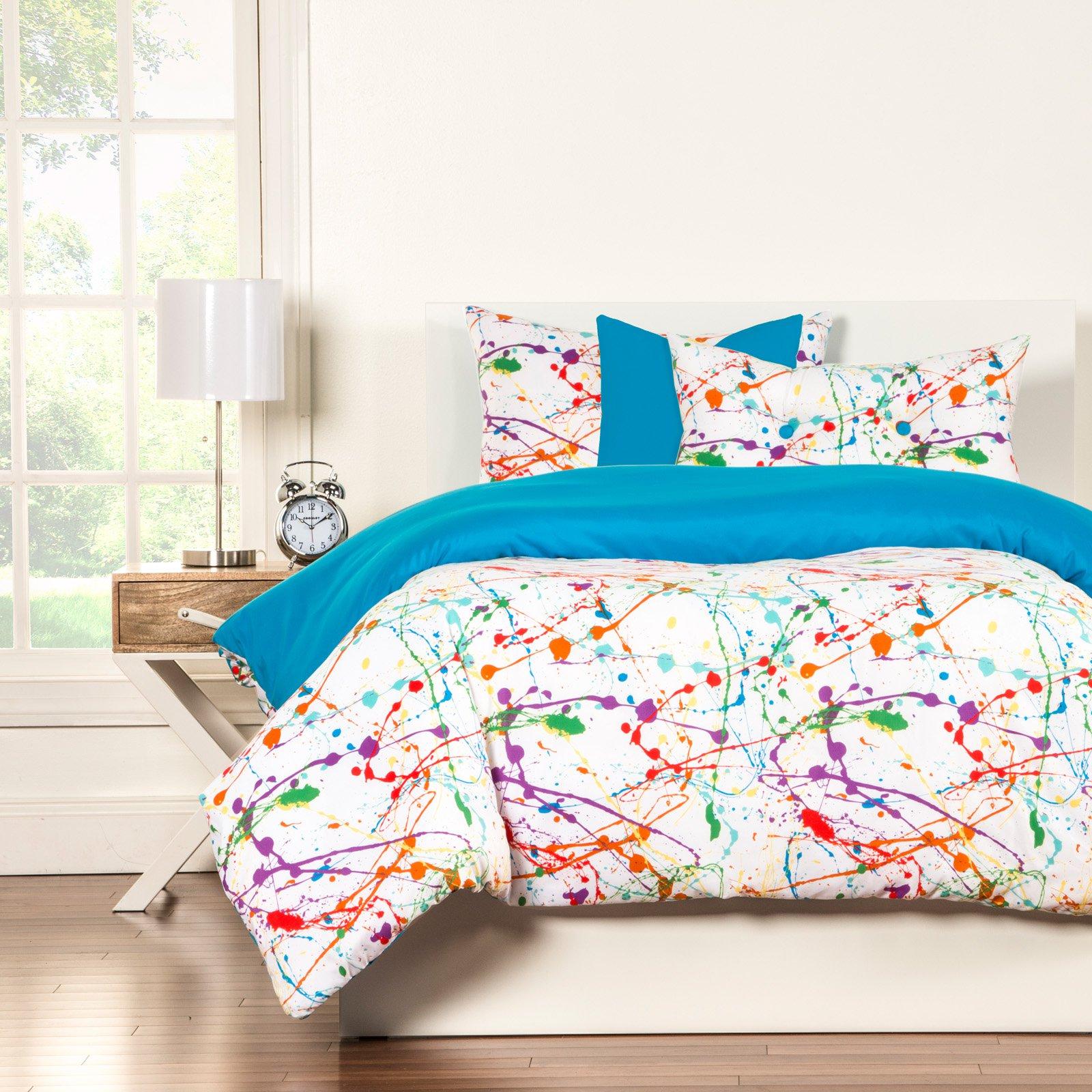 Splat Duvet Set By Crayola Home Decor Bedding Duvet Sets Home