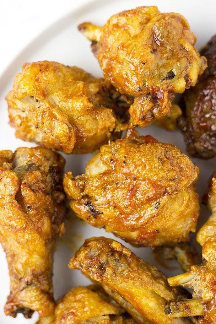 Air Fryer Chicken Wings Recipe Air fryer chicken, Air