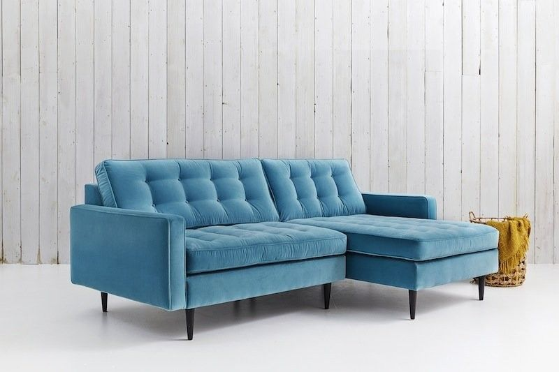Modern Chaise Corner Sofa Uk