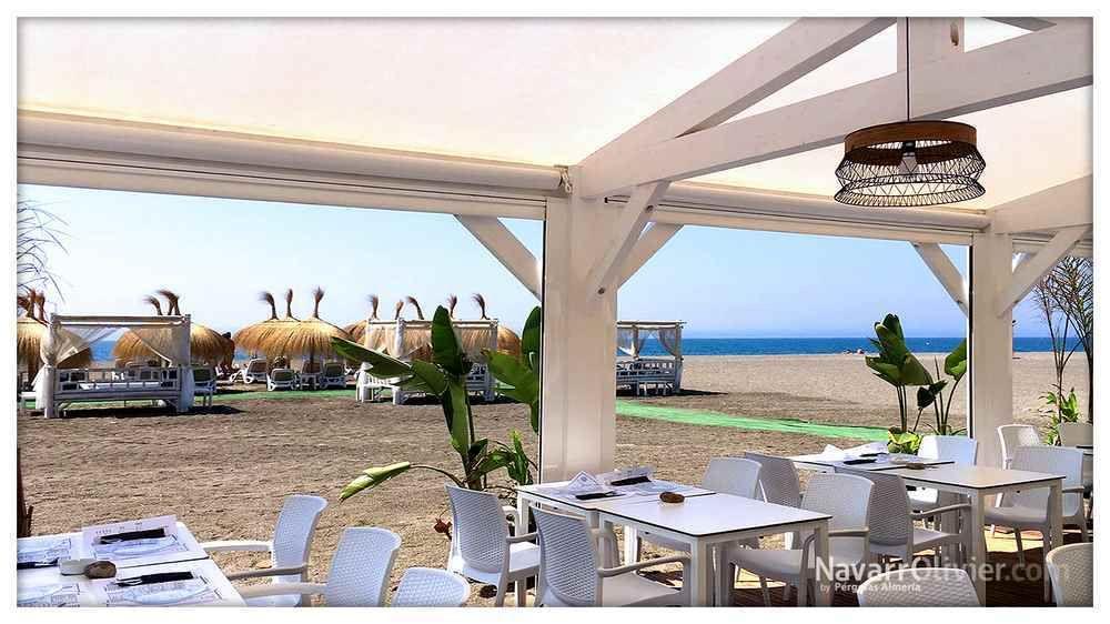 Tendencias De Decoracion De Terraza De Chiringuito De Playa