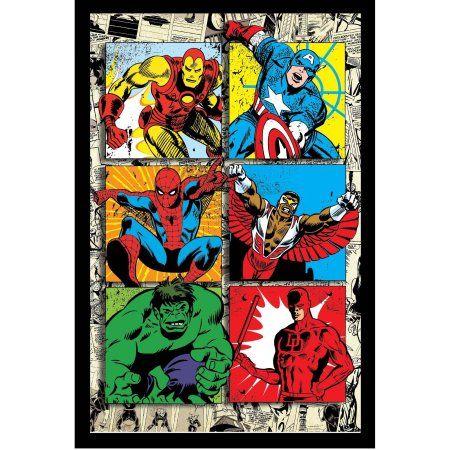 Batman Comic Lego Framed Mosaic Limited Edition Numbered Art Print
