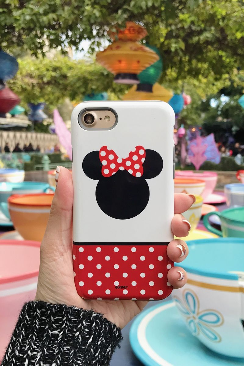 Minnie Mouse Symbol Iphone Cases