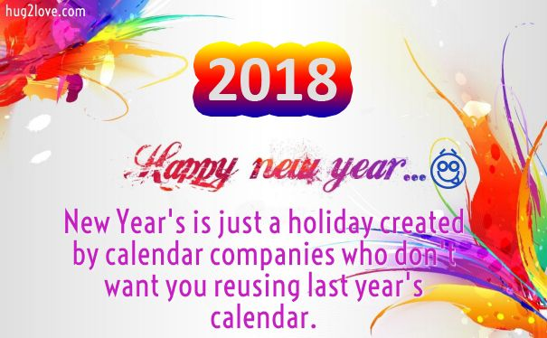 New Year Funny Jokes Wishes 2018 | Happy New Year 2019 Wishes Quotes ...