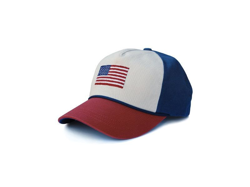 0d63c953 American Flag Rope Snapback   Smathers & Branson Hats   Hats ...