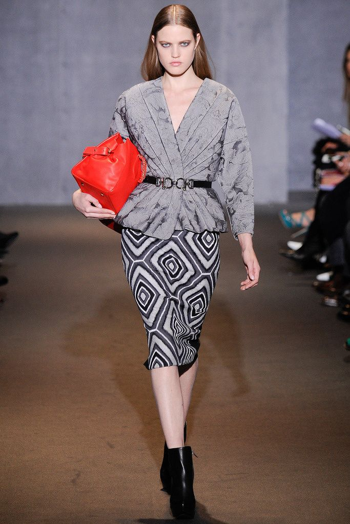 Andrew GN Fall Winter 2014-2015 #FW14 #PWF