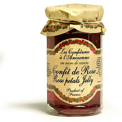 Confitures a lu0027Ancienne - French Rose Petal Jelly - 952oz Rose