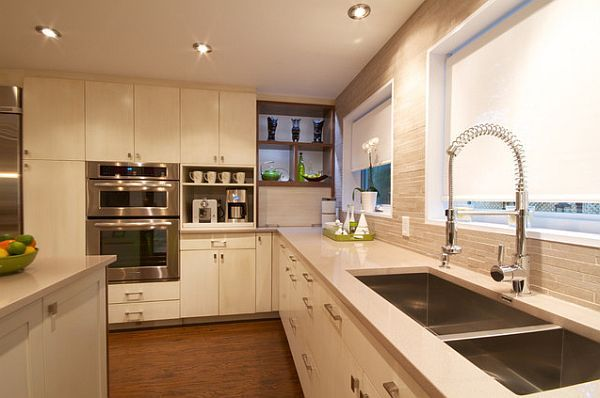 Decorating Ideas For Homes With Low Ceilings Kitchens Quartz