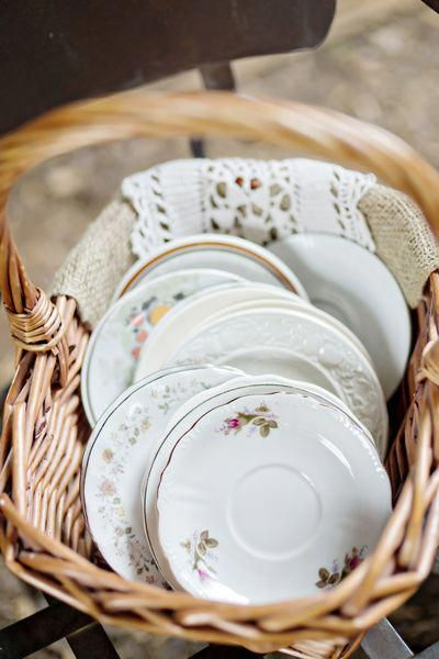 Photo of Peruse your local thrift stores for mix-and-match china to u