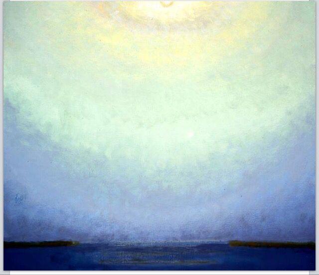 Jane Wilson landscapes