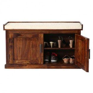 jenny shoe cabinet with seat teak finish jenny shoes wooden shoe racks