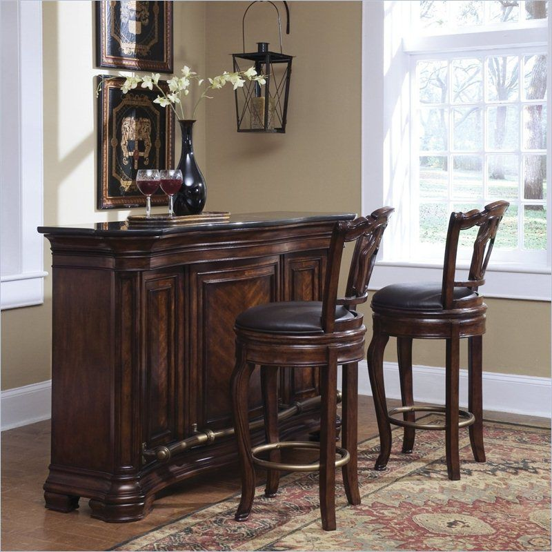 Pulaski Toscano Vialetto Bar 657500 Home Bar Furniture Bars For Home Home Bar Sets