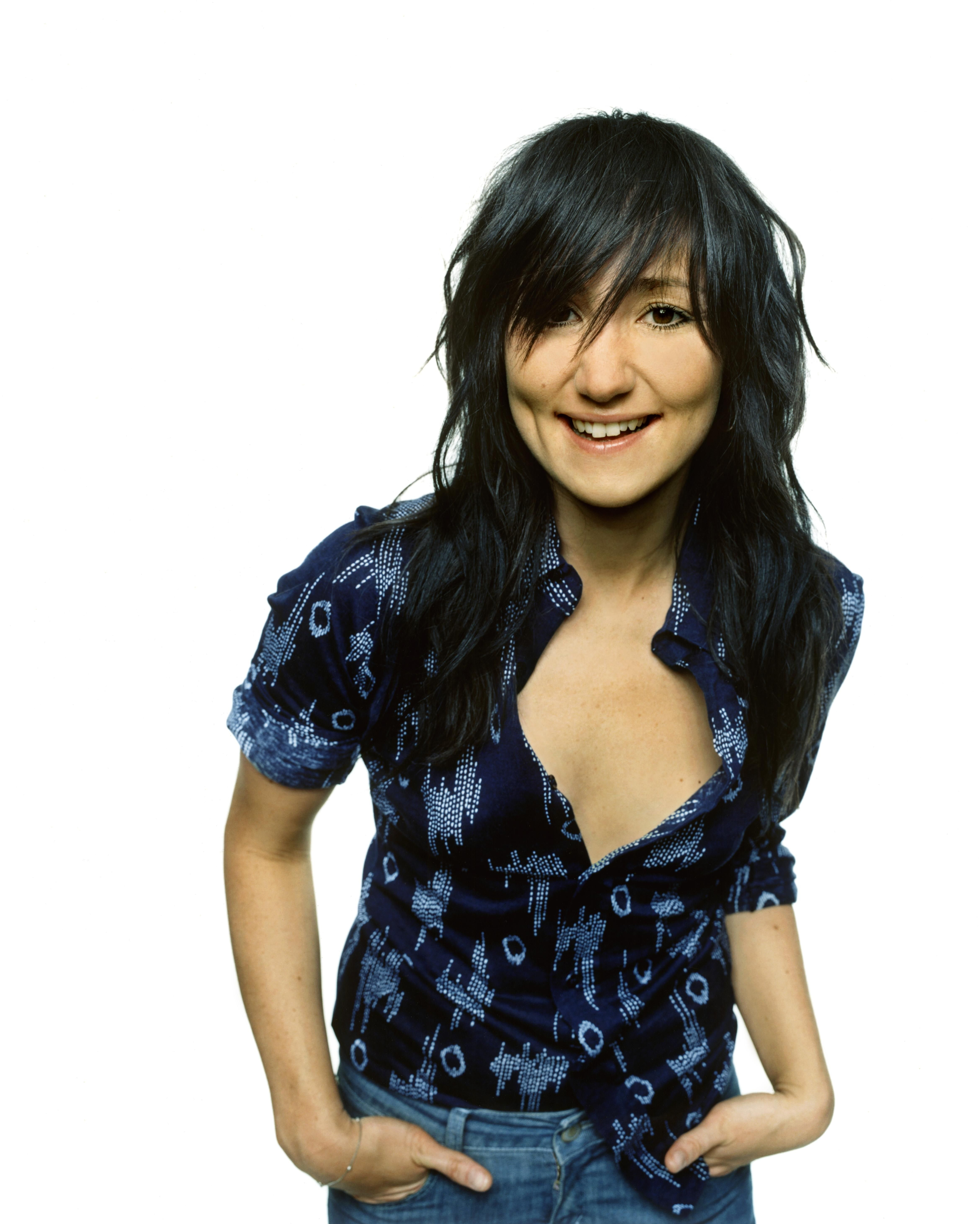 Kt Tunstall I So Want To Achieve The Tousled Look Kt Tunstall