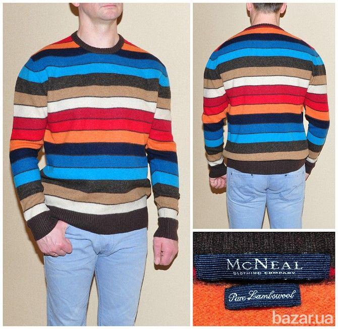 Мужской свитер McNeal (L-XL). б у - Мужская одежда Киев на Bazar.ua ... 32a80a1a354ff