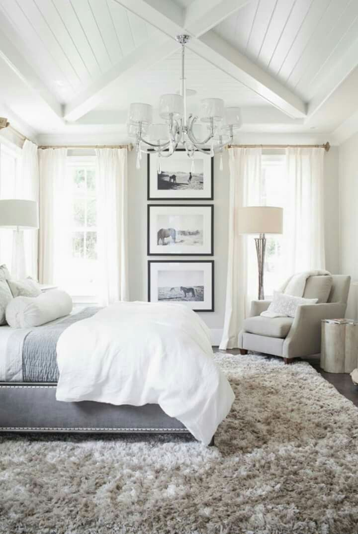 How To Match Your Bedroom Chair With A Contemporary Rug | Pinterest ...