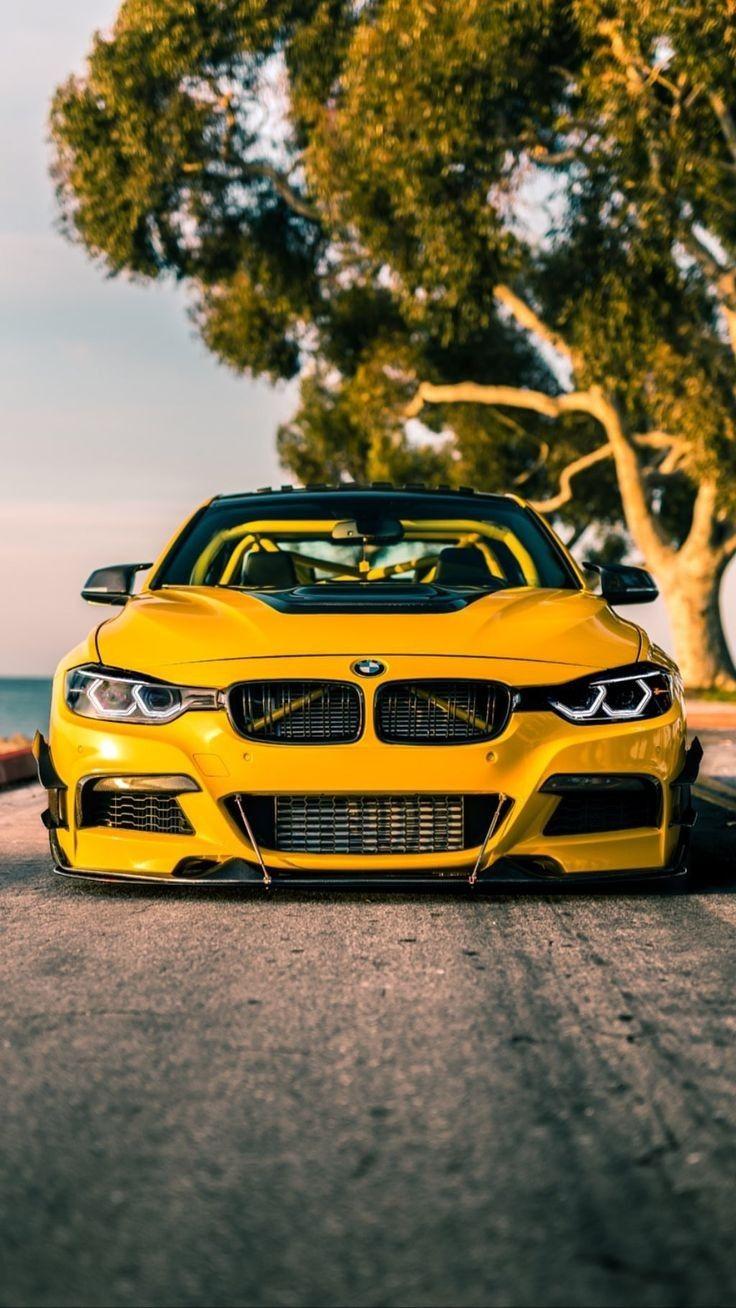 Yellow Bmw Wallpaper Bmw Wallpapers Luxury Cars Bmw Bmw Cars
