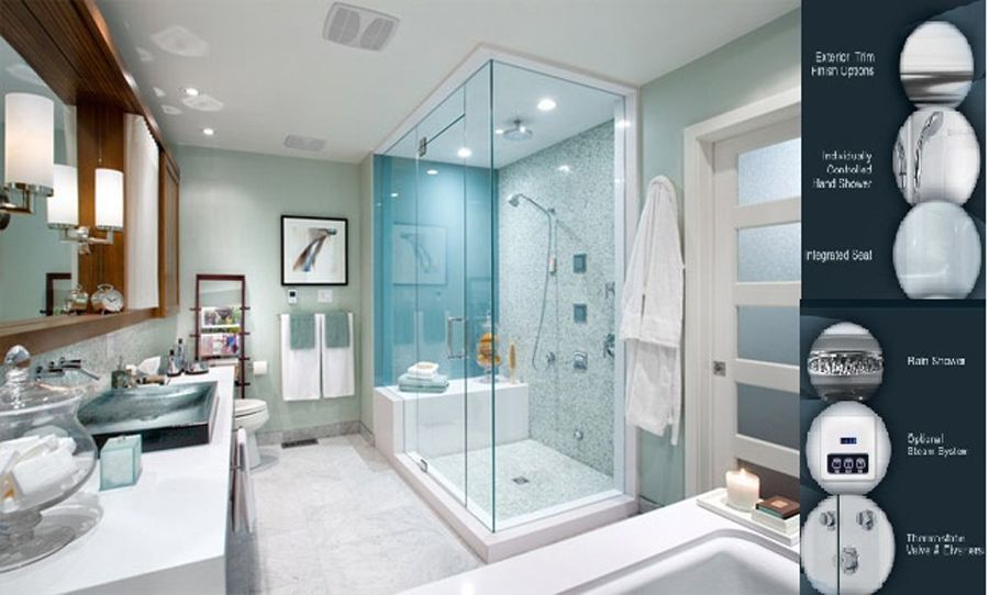 steam showers designs for residential | Steam Showers Units From ...